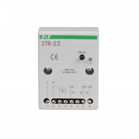 Sterownik rolet natynkowy STR-22