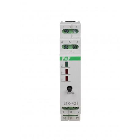 Sterownik rolet dwuprzyciskowy na szynę STR-421