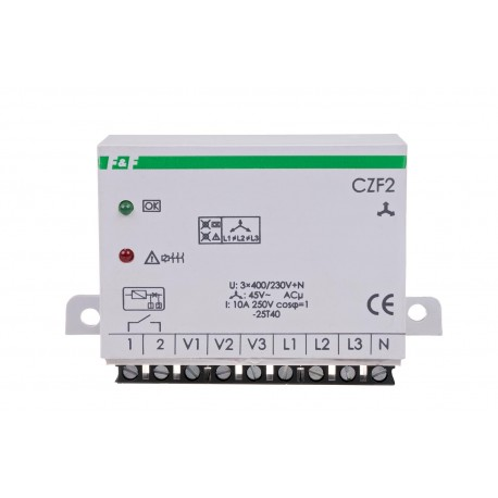 Phase control relays CZF2
