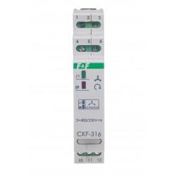 Czujnik kolejności i zaniku fazy CKF-316