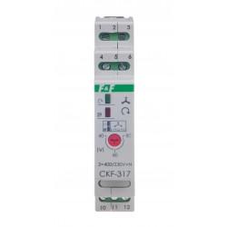 Czujnik kolejności i zaniku fazy CKF-317