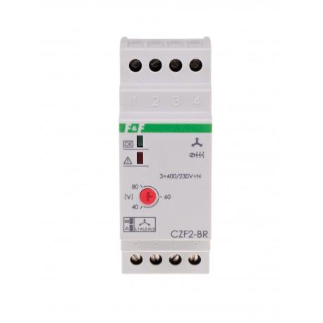 Phase control relays CZF2-BR