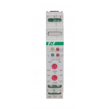 Voltage relays CP-709