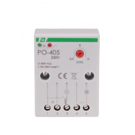 Timing relays PO-405