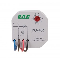 Timing relays PO-406