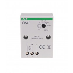 Power consumption limiters OM-1