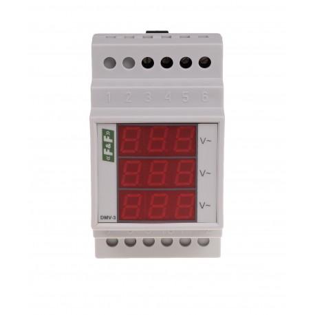 Voltage indicator DMV-3
