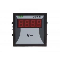 Jednofazowy i panelowy wskaźnik napięcia DMV-1T