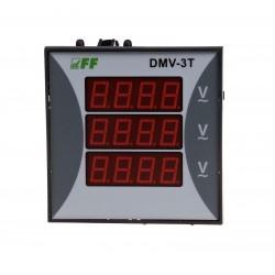 panelowy wskaźnik napięcia DMV-3T