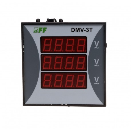 Voltage indicator DMV-3T