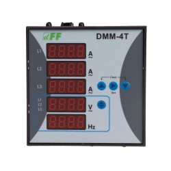 Cyfrowy wskaźnik DMM-4T trójfazowy