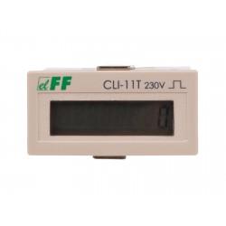 Licznik impulsów CLI-11T 230V