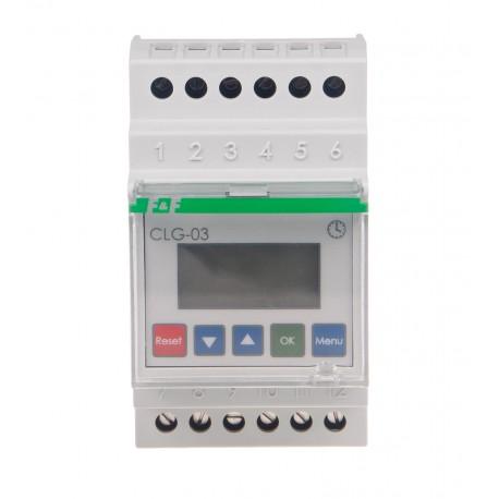 programowalny licznik godzin pracy maszyn CLG-03