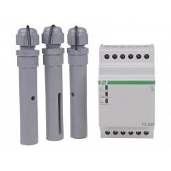 Przekaźnik kontroli poziomu cieczy PZ-829