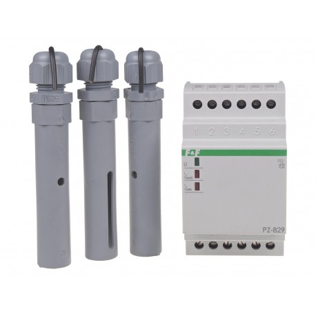 Fluid level control relay PZ-829