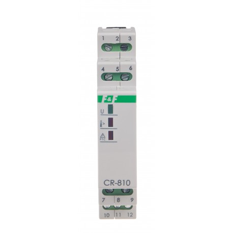 Resistance relay CR-810 DUO