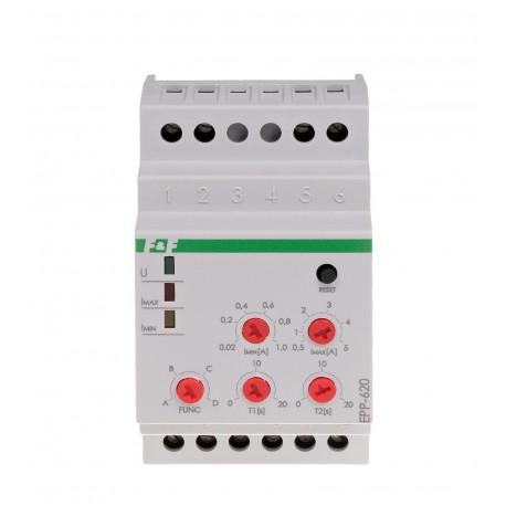 Czterofunkcyjny przekaźnik prądowy EPP-620