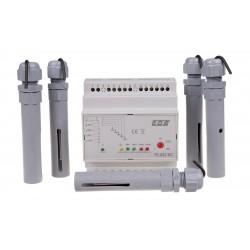 Przekaźnik kontroli poziomu cieczy PZ-832 RC