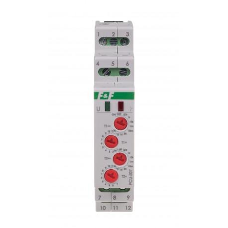 Przekaźnik czasowy PCU-507
