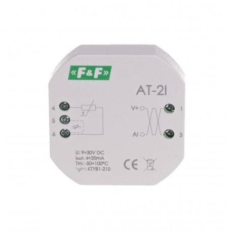 Temperature transducer AT-2I