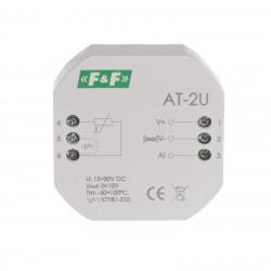 Analogowy, napięciowy przetwornik temperatury AT-2U