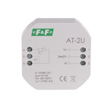 Temperature transducer AT-2U