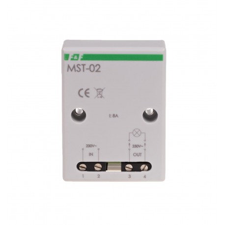 Soft start for halogen lamps MST-02