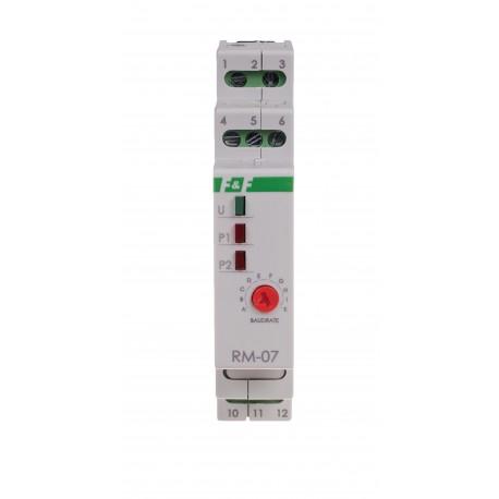 Wzmacniacz/separator sieciowy RM-07