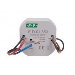 PLD-01 350 zasilacz stałoprądowy LED mocy