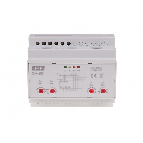 Power consumption limiters OM-630
