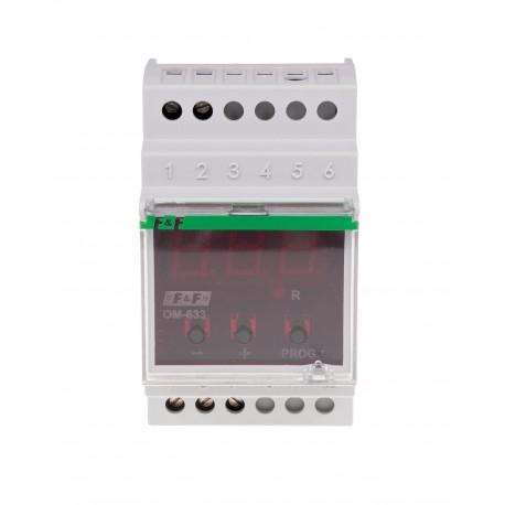 Power consumption limiters OM-633 - F&F - automatyka