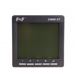Microprocessor multimeter DMM-5T