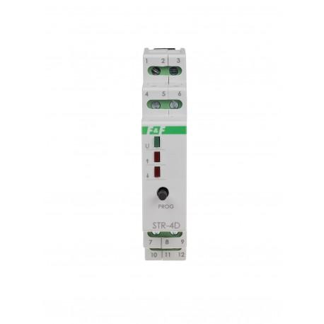 Sterownik do rolet STR-4D umożliwia sterowanie lamelkami żaluzji