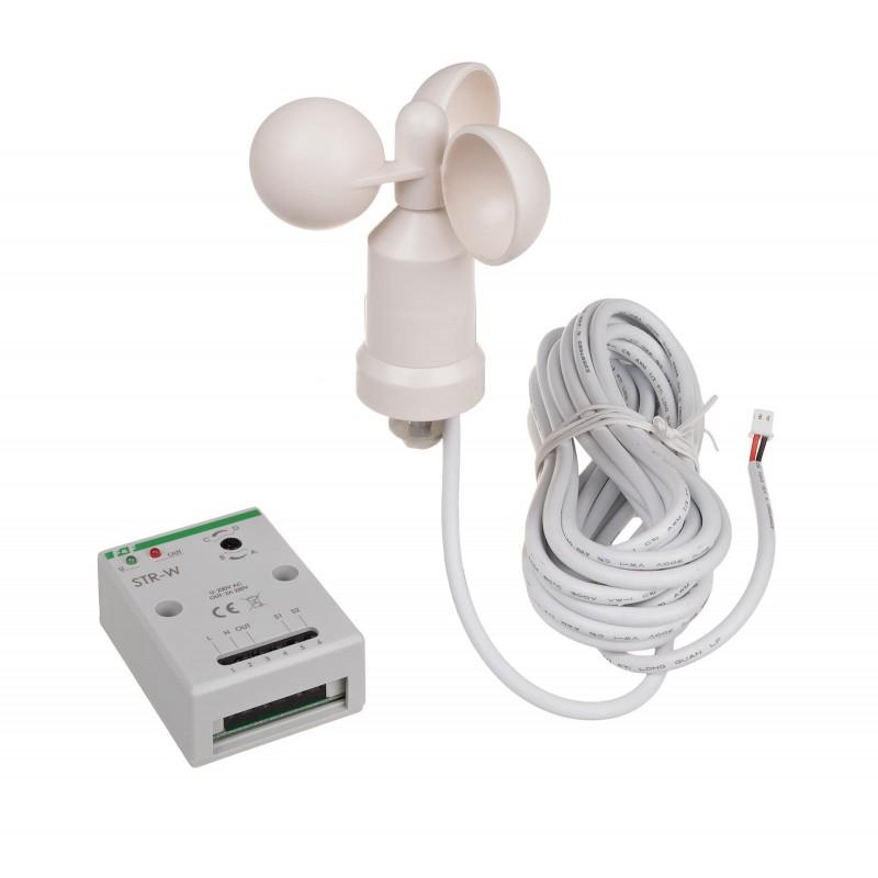 Roller Blind Controller Str W Wind Detector F Amp F