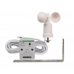 Sterownik rolet STR-W z czujnikiem wiatru