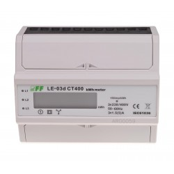 Energy meter LE-03d CT400