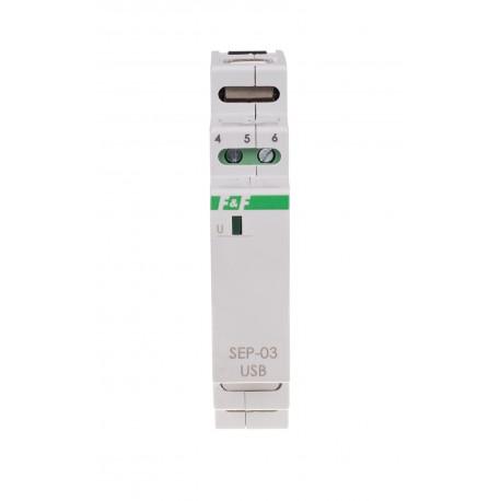 Wzmacniacz/separator linii SEP-03 USB