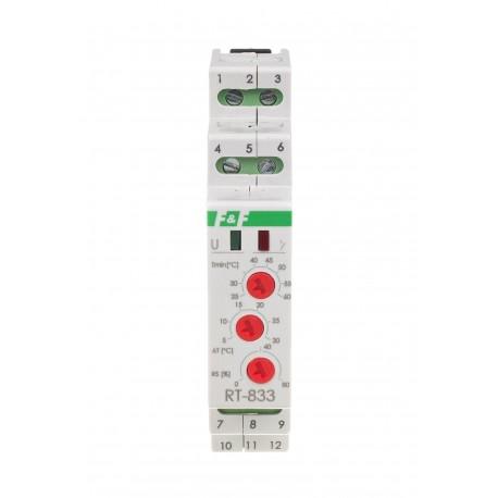 Temperature regulator RT-833