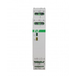 Working time meter MB-LG-4 Lo