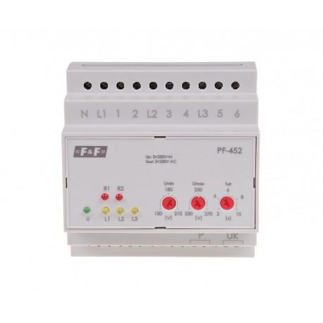 Automatyczny przełącznik faz PF-452