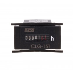 Working time meter CLG-15T
