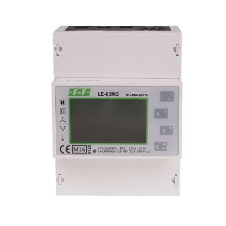 Electric energy meter LE-03MQ