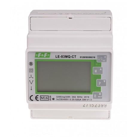 Licznik zużycia energii LE-03MQ CT