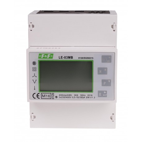 Electric energy meter LE-03MB