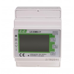Electric energy meter LE-03MB CT