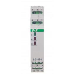 Przekaźnik bistabilny BIS-414 230 V