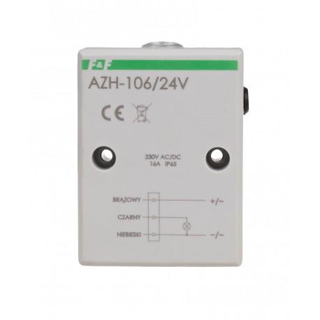 Włącznik zmierzchowy- wyłącznik zmierzchowy AZH-106 24 V