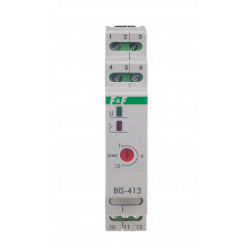 Electronic bistable impulse relay BIS-413-LED