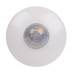Sufitowy czujnik ruchu DR-06 W biały 24 V
