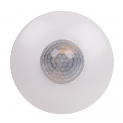 Infrared motion sensor DR-06 W 24 V white